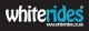 Whiterides(sticker) (80x28)
